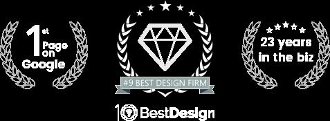 Top AZ Web Design Companies Logo