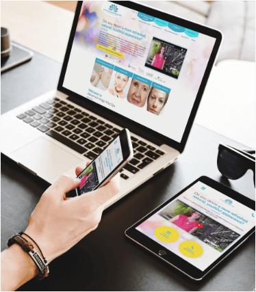Advanced Image Med Spa Digital Marketing Portfolio