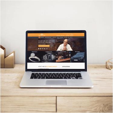 Biltmore Loan and Jewelry Digital Marketing Portfolio