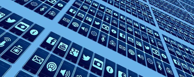 Popular Social Media Networks