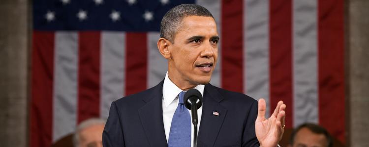 President Barack Obama Social Media Campaign
