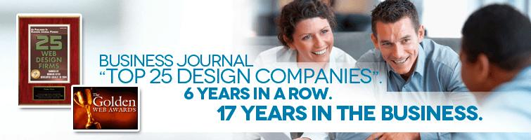 Award-winning Arizona Web Design Firm