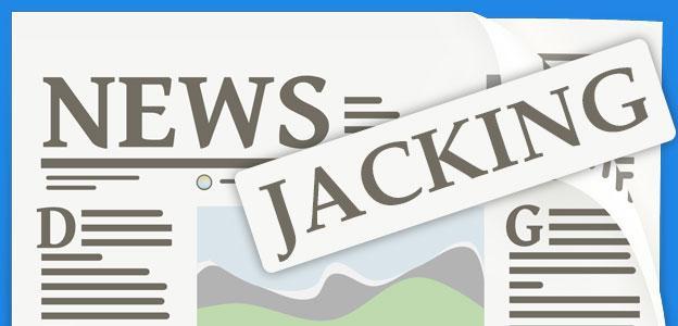 Try newsjacking