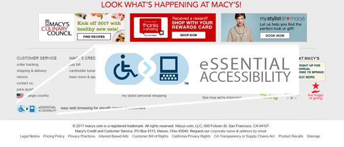 Web Accessibility Program