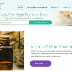 Fredda Branyon Website Redesigned by PrimeView