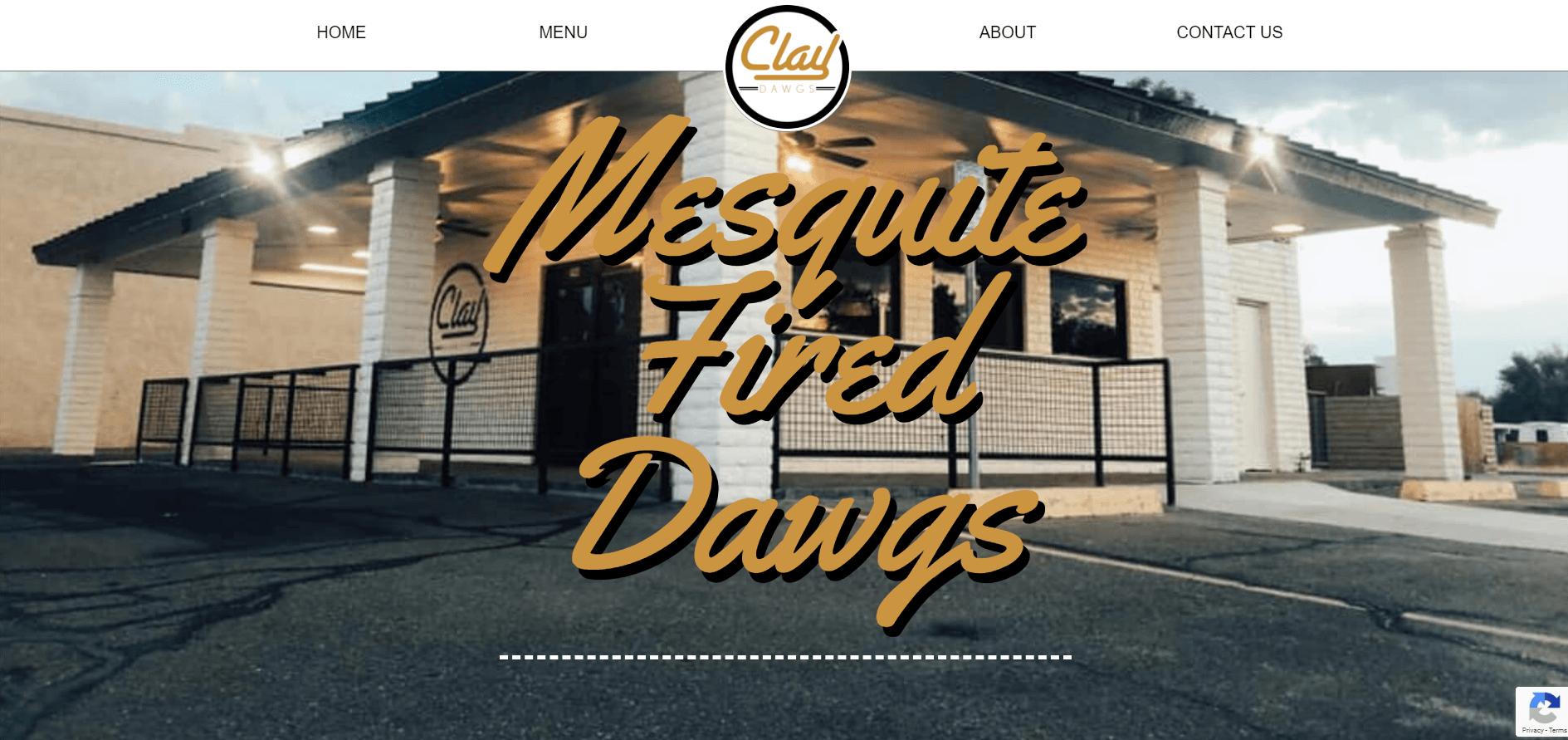 Phoenix Website Designers Launch Clay Dawgs